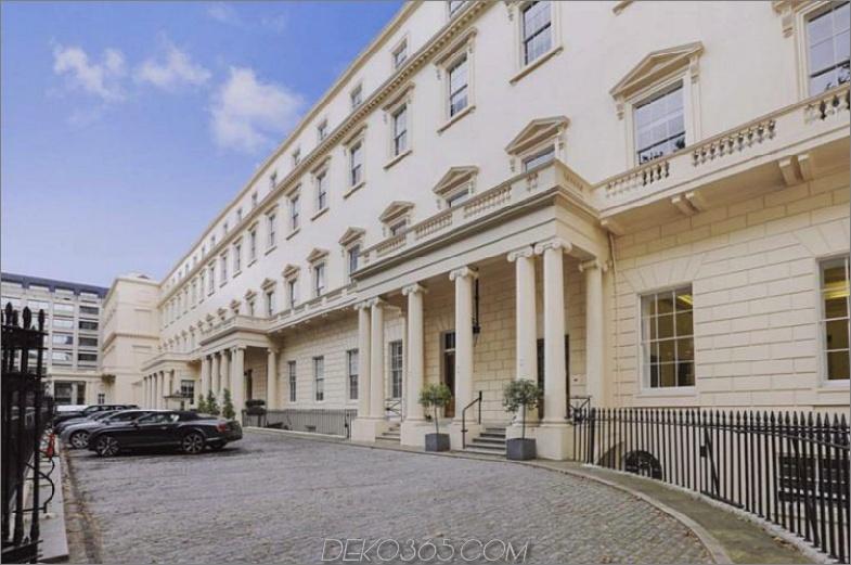 Carlton House Terrace Penthouse