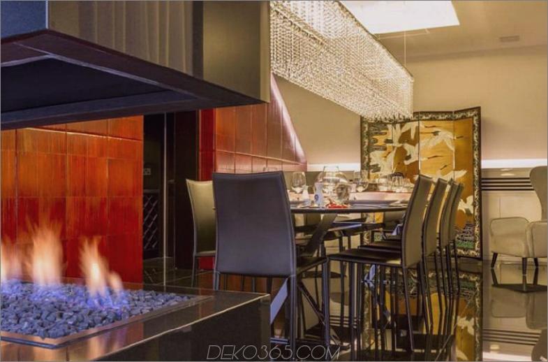 Carlton House Terrace Penthouse Speisesaal