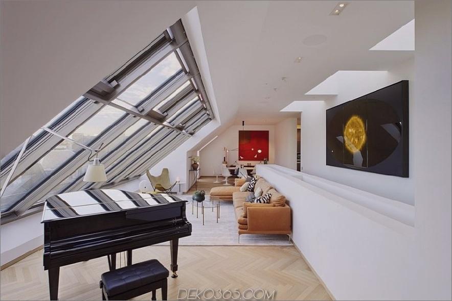Mayfair Penthouse-Ansichten