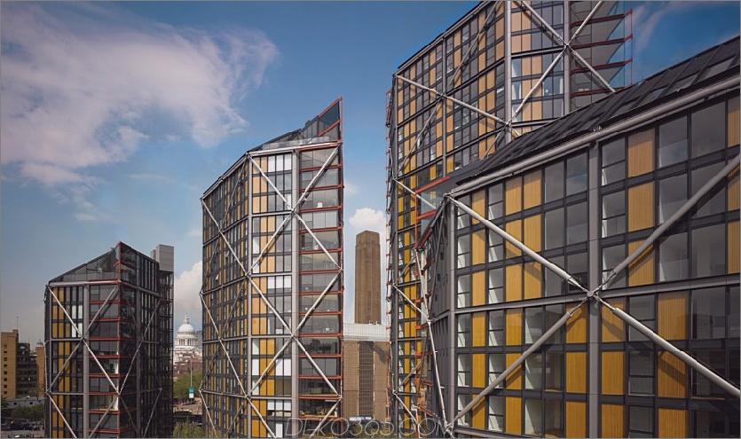 Penthouse bei NEO Bankside, London