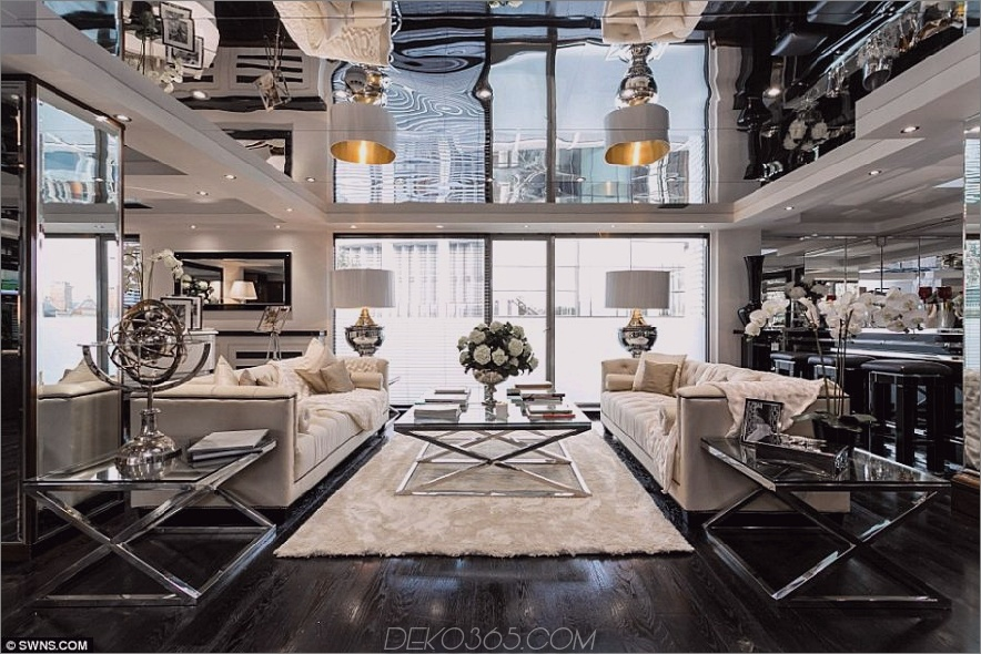 Das London Penthouse von Tom Cruise
