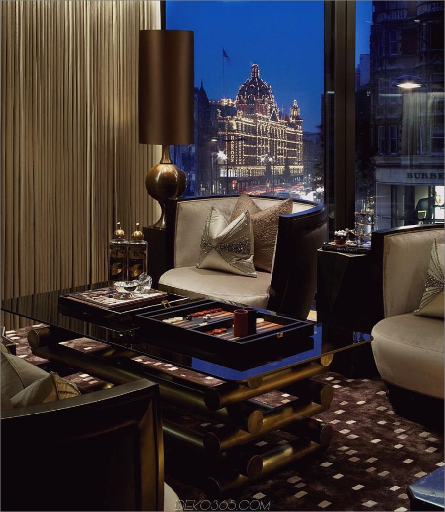 Ein Hyde Park Penthouse in London
