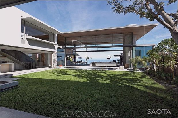 Küstenhaus mit beweglichen Wänden und offenem Interieur 1 thumb 630x419 11749 Luxury Oceanfront Flucht mit eigenem Innenhof