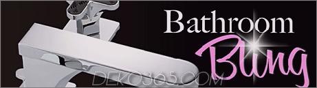bad bling header Luxus-Badprodukte das Badezimmer Bling