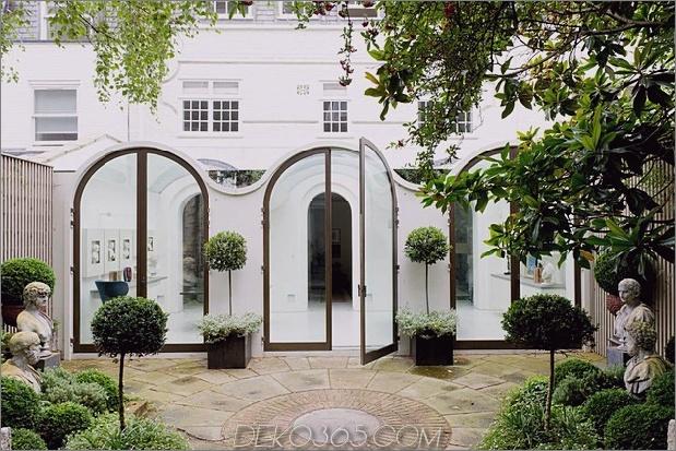 Luxus-Mews-Haus mit klassischem Innenhof und Gewölbe im Wintergarten thumb 630x420 31247 Luxus-Mews-Haus mit Gewölbe-Wintergarten