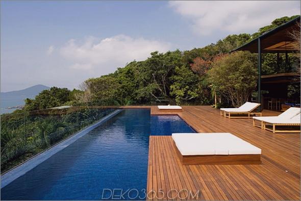 guaruja house 5 Luxus-Strandhaus in Brasilien am Strand Paradies
