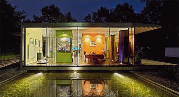 berkel house 12 Luxus-Villa-Design in den Niederlanden verbindet Sie mit der Natur ...