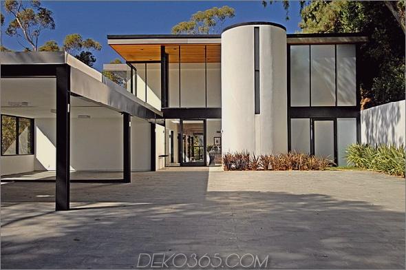 oakmount house 1 Luxushaus macht modernen Luxus zu einem täglichen Ereignis in Beverly Hills