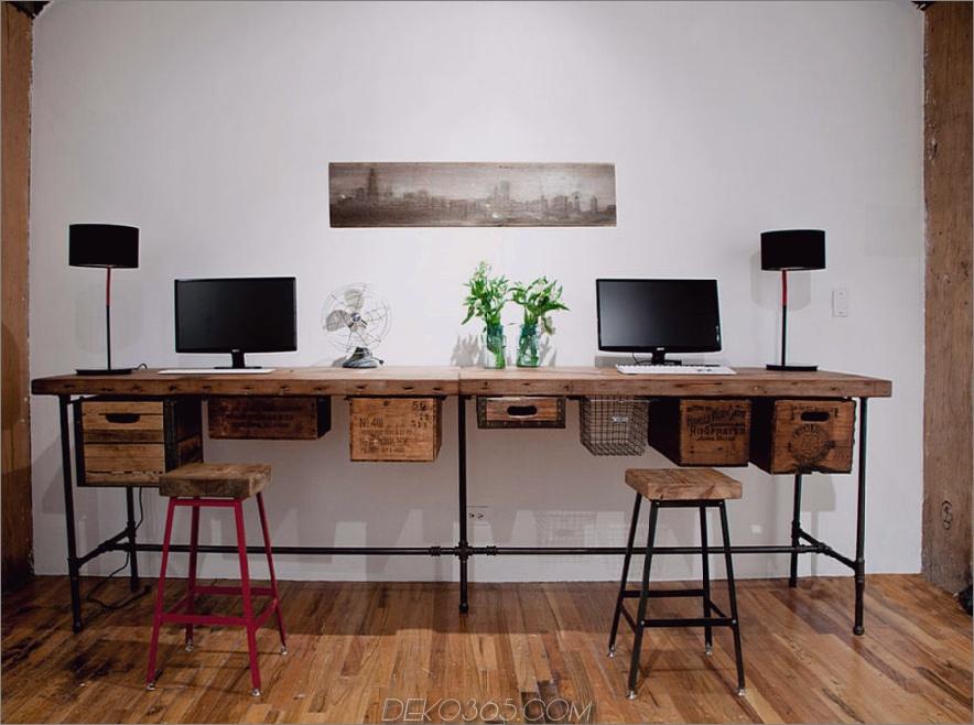 Urban Wood Goods hat den Schreibtisch zurückgefordert