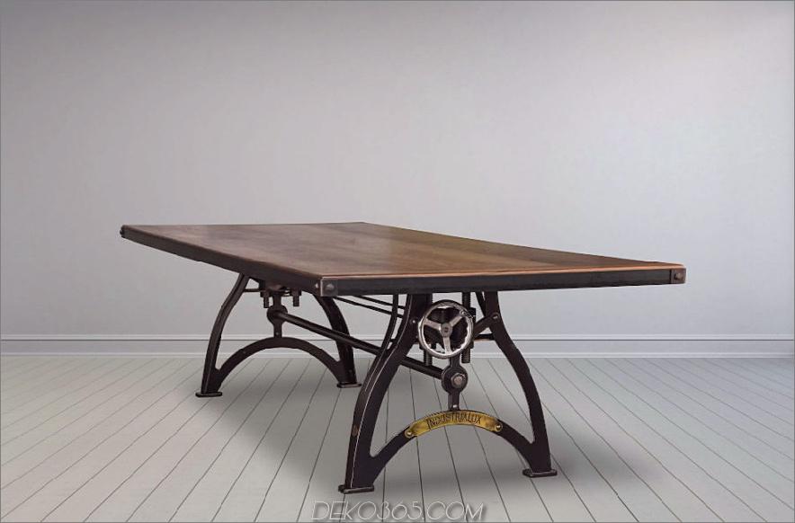 Industrialux Sit Stand Desk
