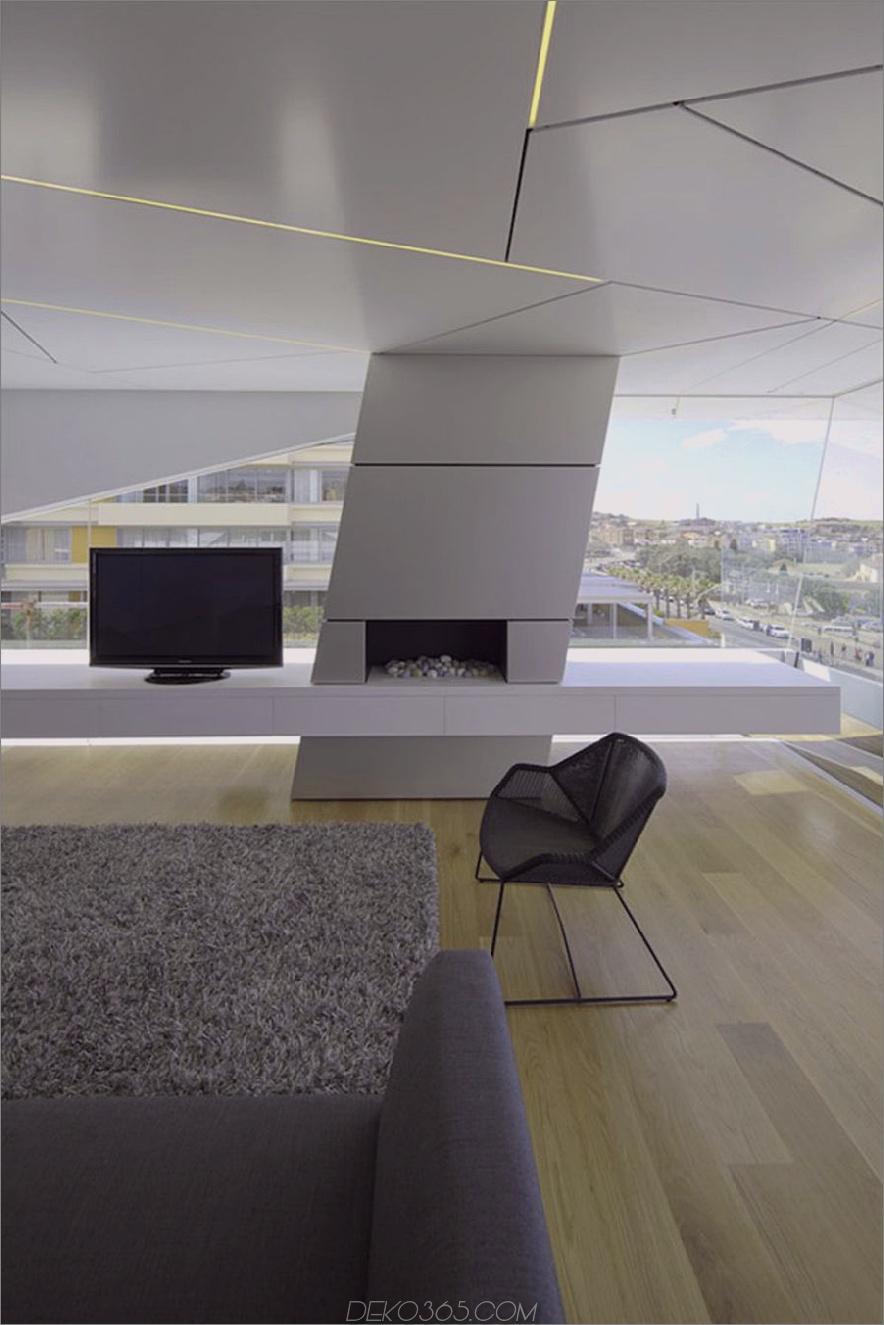 Bondi Penthouse von Brian Meyerson Architects