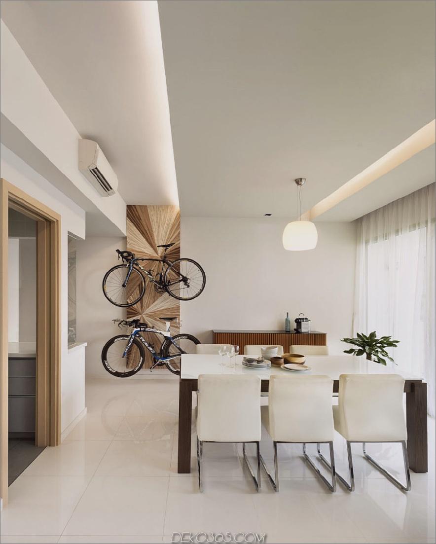Eingebaute Deckenbeleuchtung