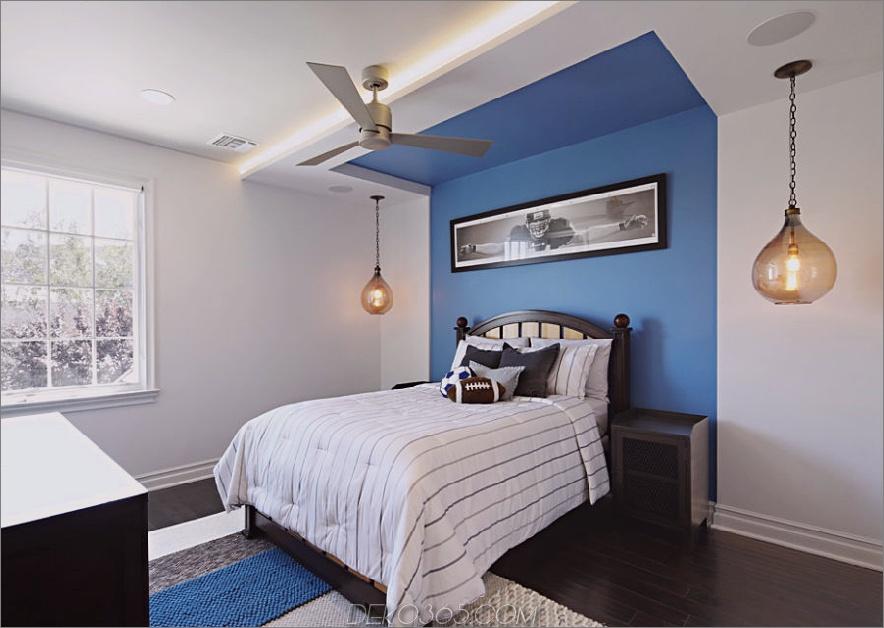 Schlafzimmer Einbauleuchte