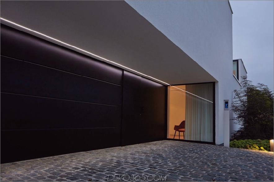 Private Residence Zonnebeke von Delta Light