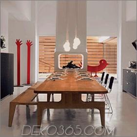 Interessante Küchen - Urban Kitchen Design by Schiffini
