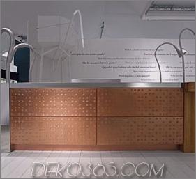 Moderne Küche Haebereli von Schiffini - neue Konzeptküche