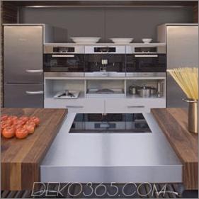 Contemporary Kitchen by Schulte Design - neue 'smart' Grace 2 Küche aus Holz