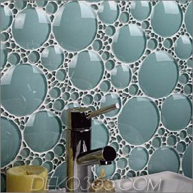 Badezimmer Glasfliese Ideen - Glasfliese Backsplash von Evit