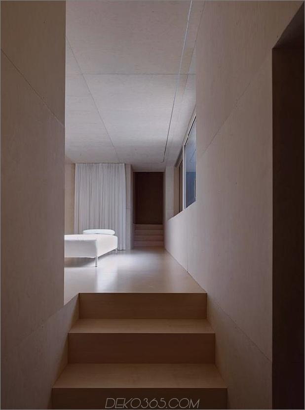 Schlafzimmer-Turm-Präsident-Haus-Pool aus 12-Stufen aus oxidiertem Stahl.jpg