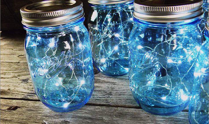 Mason Jar Christmas Centerpiece – 16 moderne einfache DIY-Ideen_5c58d9b74f5f7.jpg