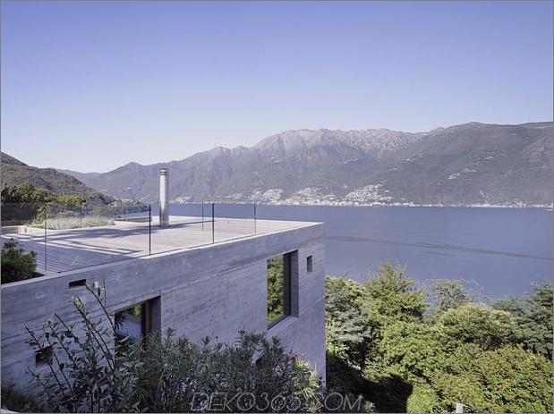 Minamalist Concretehome präsentiert atemberaubende Ausblicke und Contemporaryliving 2 Dachdeck thumb 630x471 15321 Minimalist Concrete Home Vitrinen Atemberaubende Ausblicke und zeitgenössisches Wohnen