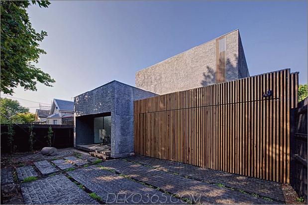 minimalistisches Haus mit schwenkbarer Glaswand und ungewöhnlichen Details 1 thumb 630x420 11051 Minimalistisches Haus mit schwenkbarer Wand und ungewöhnlichen Details
