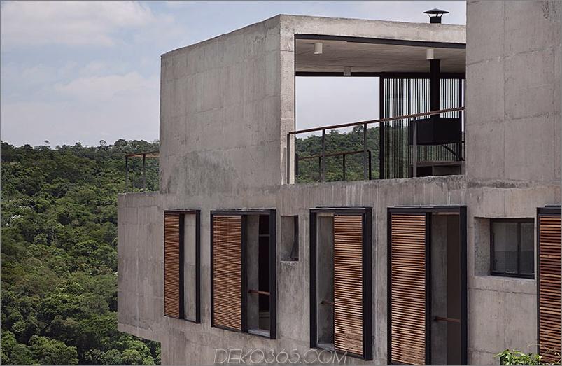 Itahye Residence von Apiacas Arquitetos