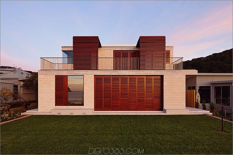 Strandhaus in Australien von Porebski Architects