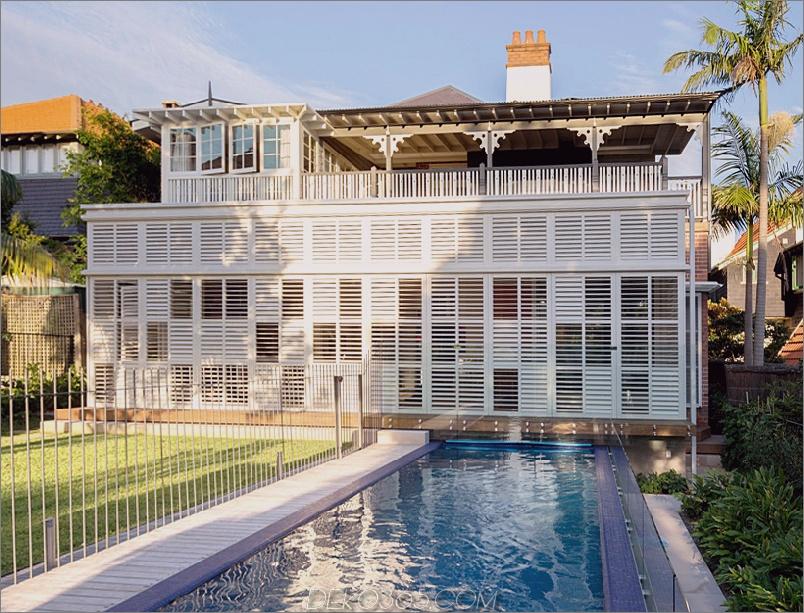 Luigi Rosselli Architektenhaus in Sydney