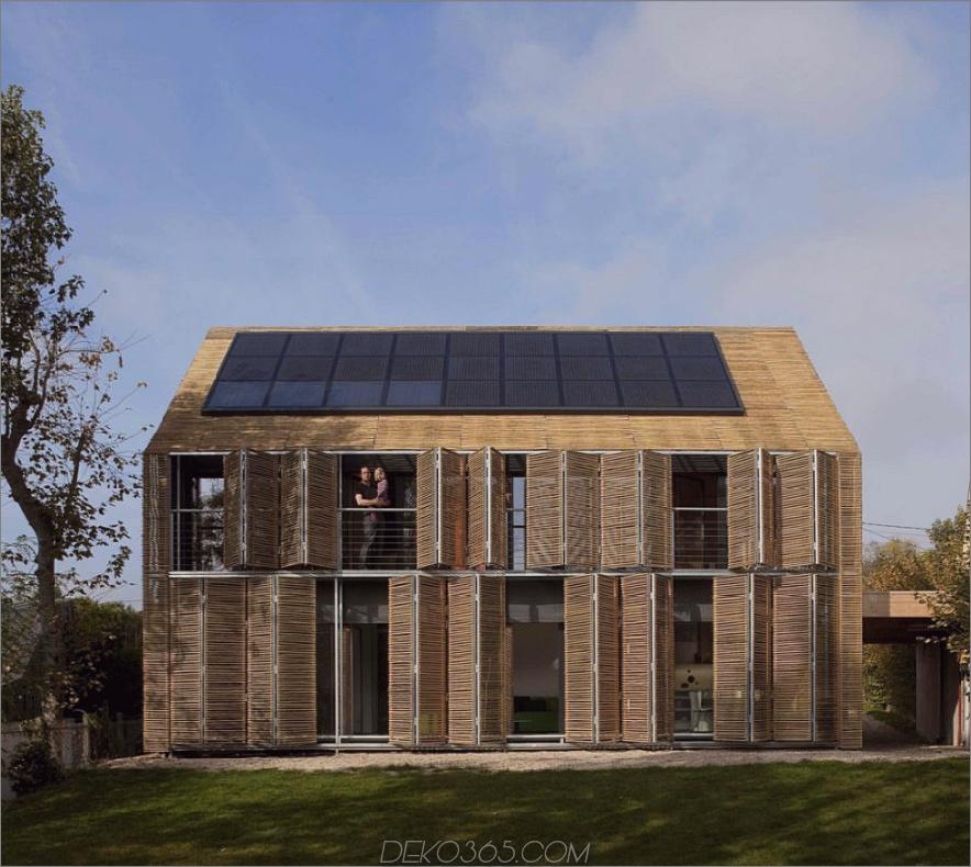 Passivhaus von Karawitz Architecture