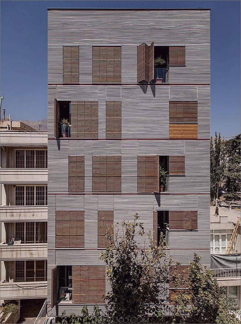 Andarzgoo Residenzen von Ayeneh Office