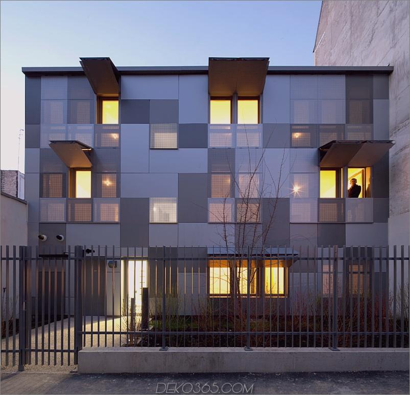 RMDM Architects Apartmentkomplex