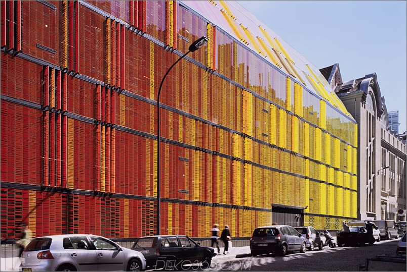 Novancia Business School von AS.Architecture Studio
