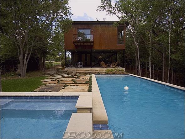 Moderne Dallas Häuser Eisenbahn inspiriert Architektur 1 Moderne Dallas Homes Eisenbahn inspiriert Architektur