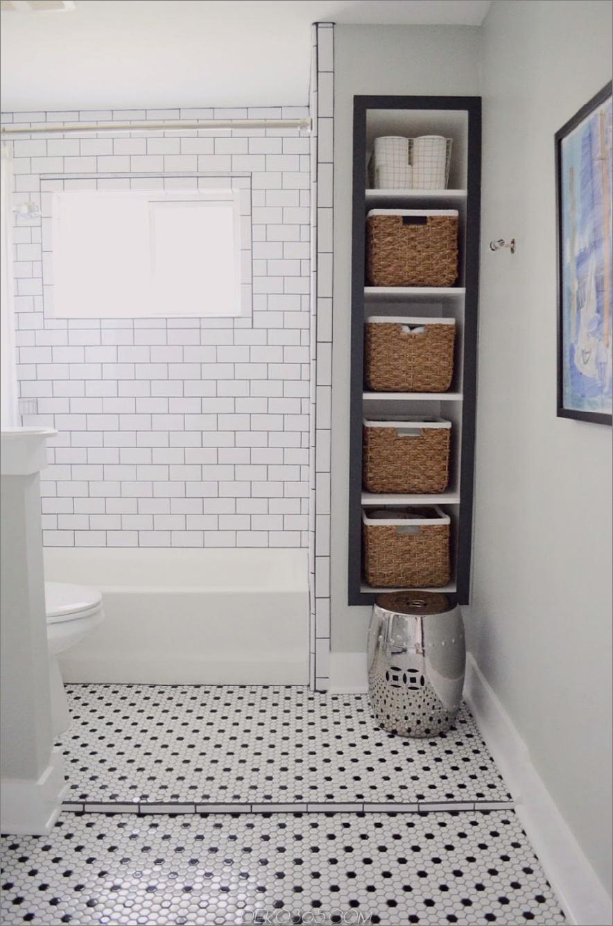 Badezimmer Einbauten