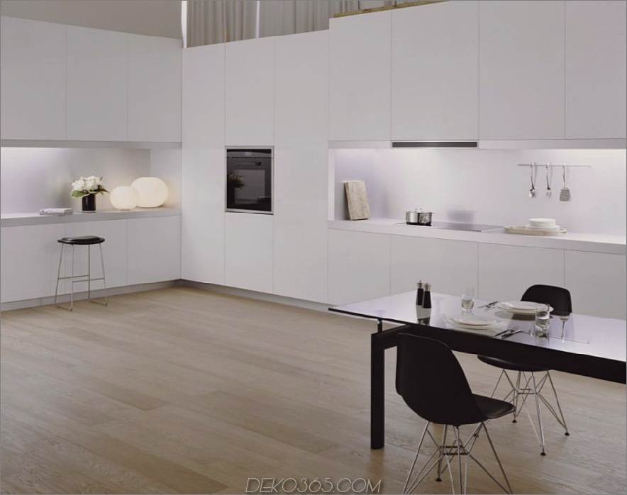 Eingebauter Ofen der Bertazzoni Design Series