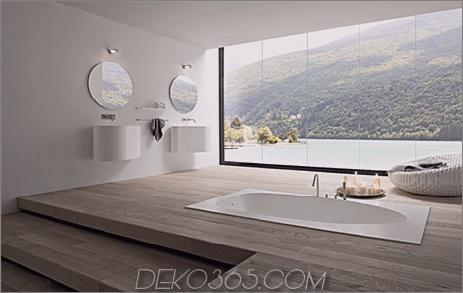 moderne elegante badezimmer vela black white rexa 2 Modernes elegantes badezimmer Vela badezimmer in schwarz & weiß von Rexa