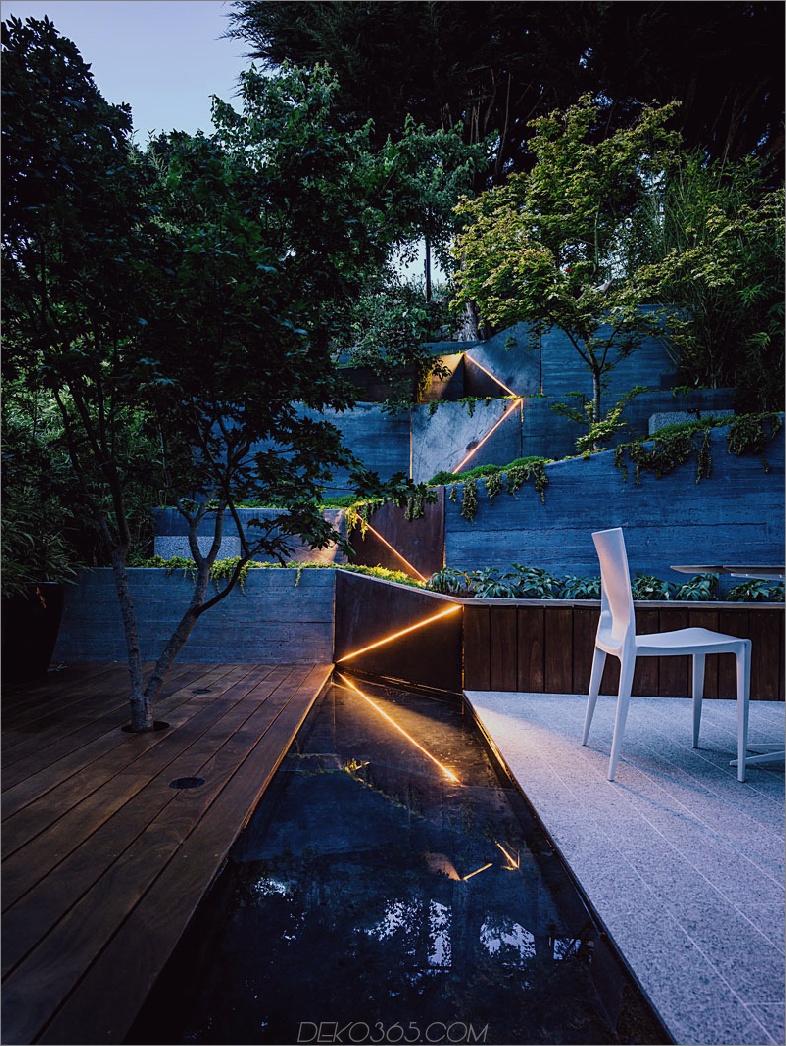 Cascading Garten
