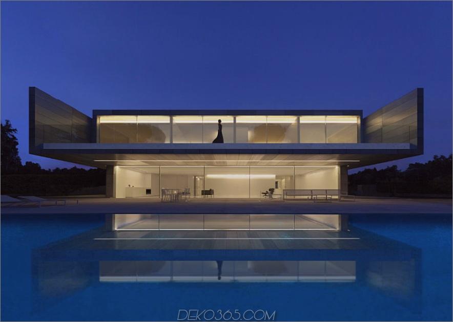 Aluminiumhaus von Fran Silvestre Arquitectos