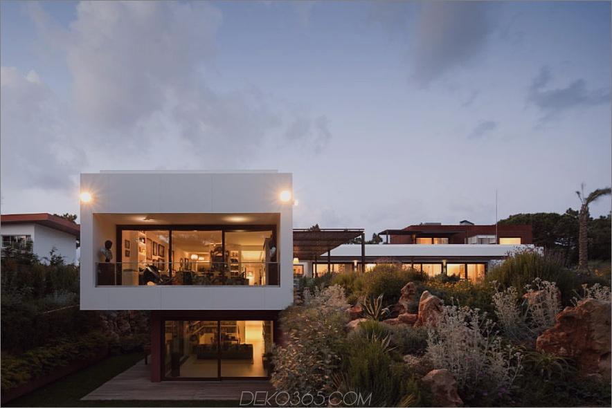 Haus Quinta Da Marinha von Fragmentos de Arquitectura