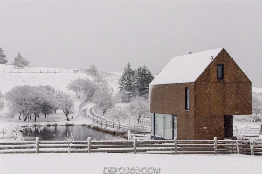 Genug Haus von MacKay-Lyons Sweetapple Architects