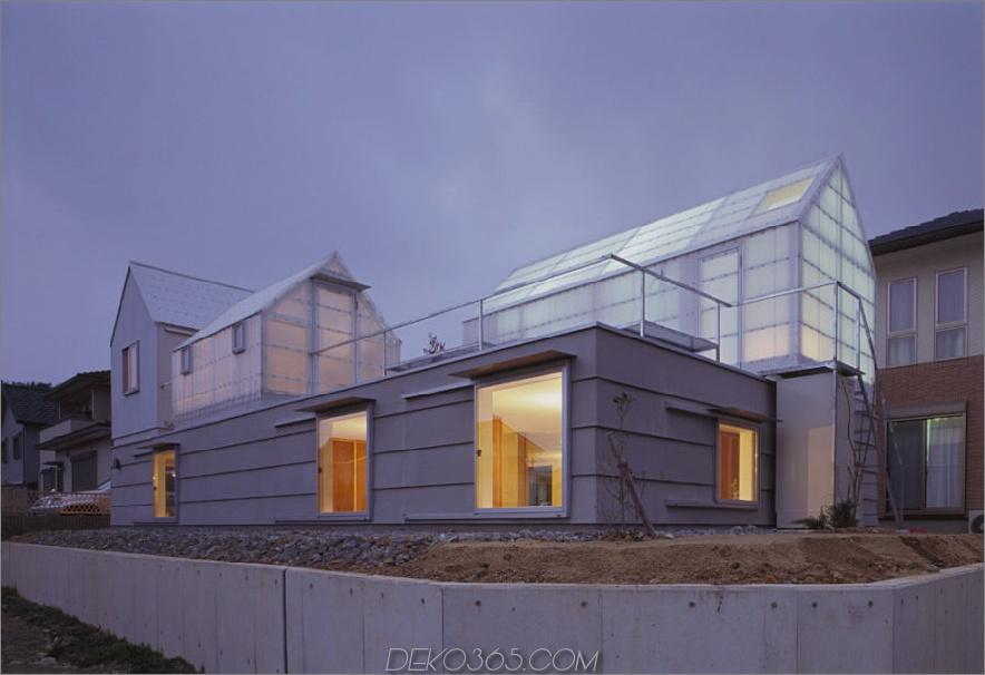 Haus in Yamasaki von Tato Architects
