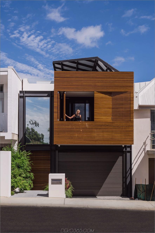 Claremont Residence von Keen Architecture