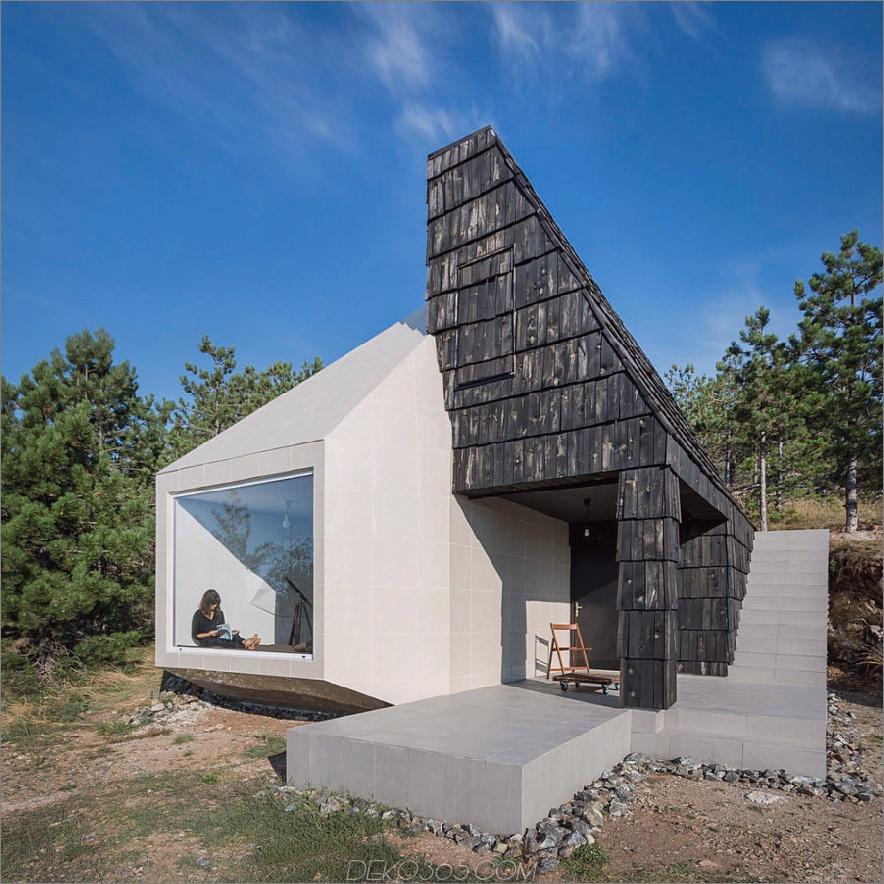 Haus in Divcibare von EXE Studio