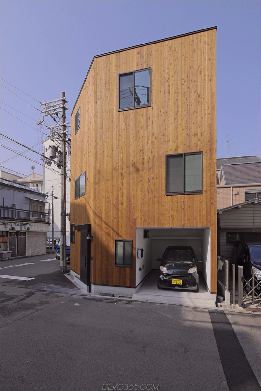 Haus in Chiyosaki von Coo Planning