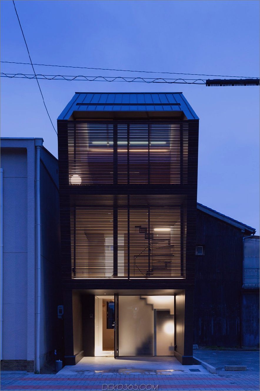 Nest von APOLLO Architects