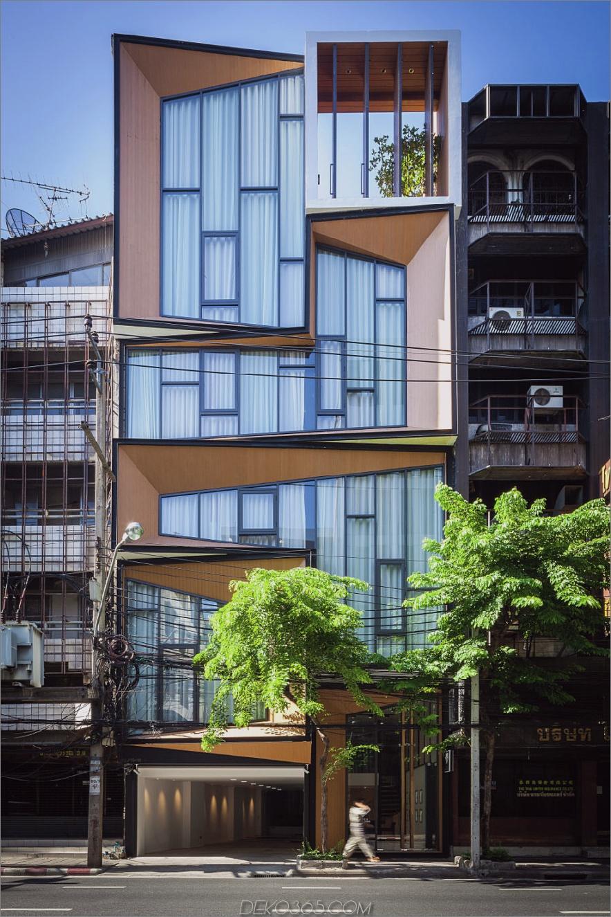Siri House von IDIN Architects