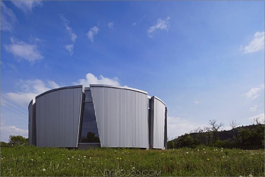 Niedrigenergiehaus von Caraa