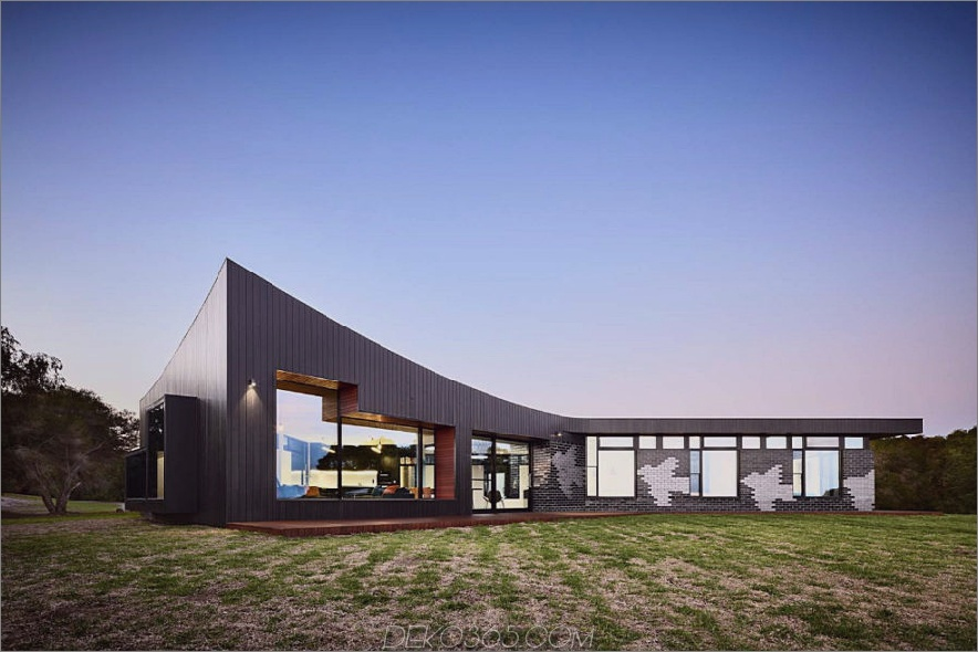 Waratah Bay House von Hayne Wadley Architecture