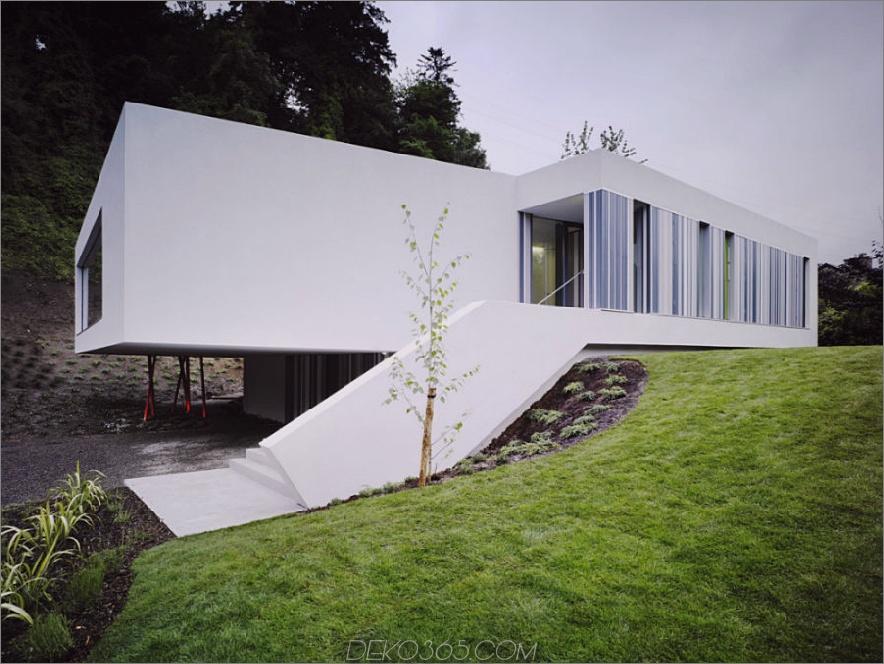 Wohnung bei Maytree von ODOS-Architekten